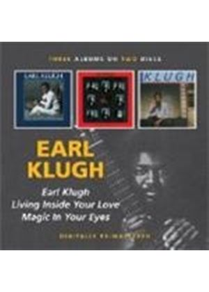 Earl Klugh - Earl Klugh/Living Inside Your Love/Magic In Your Eyes (Music CD)