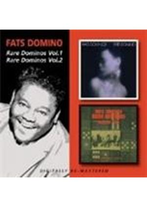 Fats Domino - Rare Dominos Vol.1-2 (Music CD)