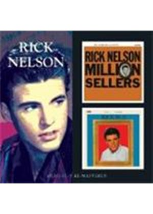 Rick Nelson - Million Sellers/Rick Is 21 (Music CD)