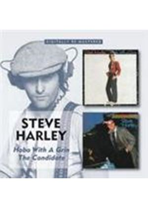 Steve Harley - Hobo With A Grin/The Candidate (Music CD)