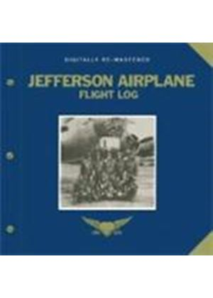 Jefferson Airplane - Flight Log (1966-1976) (Music CD)