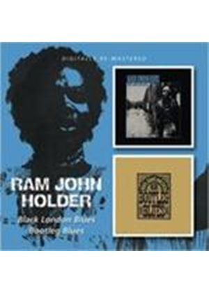 Holder, 'Ram' John - Black London Blues/Bootleg Blues (Music CD)