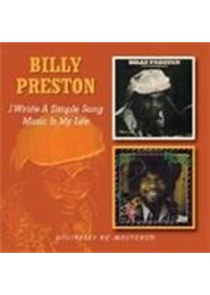 Billy Preston - I Wrote A Simple Song/Music Is My Life (Music CD)
