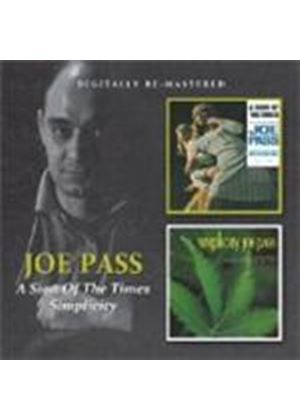 Joe Pass - Simplicity/A Sign of the Times (Music CD)