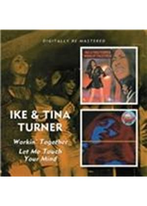 Ike & Tina Turner - Workin' Together/Let Me Touch Your Mind (Music CD)