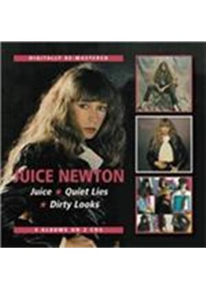 Juice Newton - Juice/Quiet Lies/Dirty Looks (Music CD)