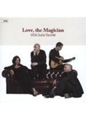 Love, The Magician (Music CD)
