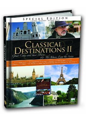 Classical Destinations Vol.2 (Blu-Ray)
