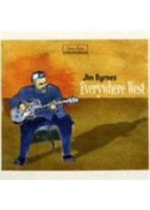 Jim Byrnes - Everywhere West (Music CD)