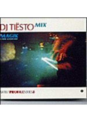 Various Artists - Magik Vol. 4 - A New Adventure [Mixed By DJ Tiesto] (Music CD)