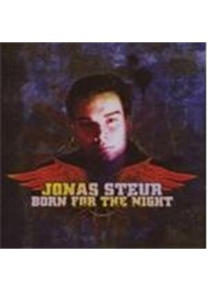 Jonas Steur - Born For The Night (Music CD)