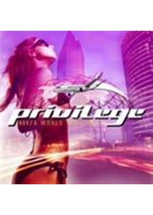 Various Artists - Privilege Ibiza World Tour (Mixed By Marcello Marchitto) (Music CD)