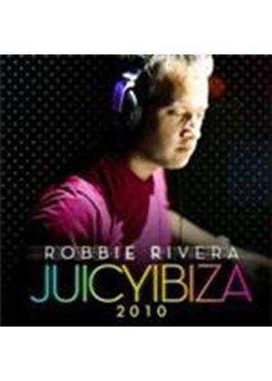 Various Artists - Juicy Ibiza 2010 (Mixed By Robbie Rivera) (Music CD)