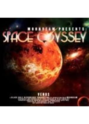 Moonbeam - Space Odyssey (Music CD)