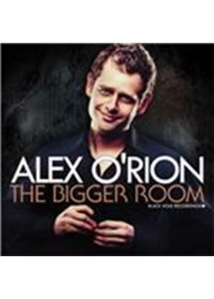 Alex O'Rion - Bigger Room (Music CD)