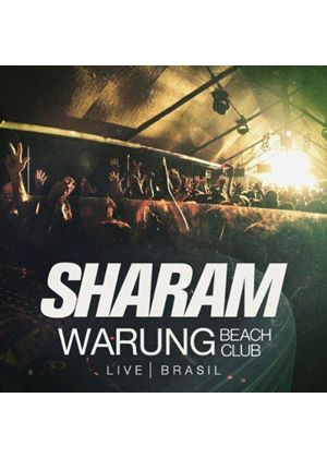 Sharam - Warung Beach Club Live Brasil (Music CD)