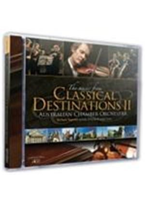 (The) Music from Classical Destinations, Vol 2 (Music CD)
