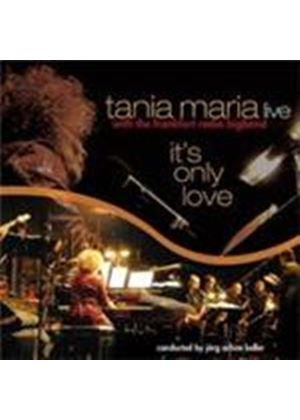 Tania Maria & HR Bigband - It's Only Love (Music CD)