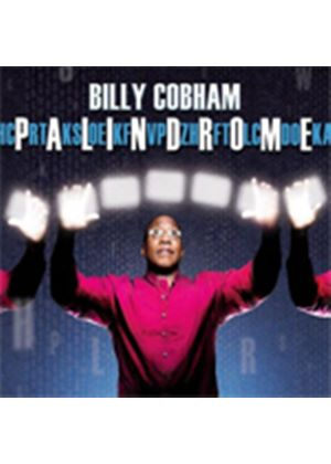 Billy Cobham - Palindrome (Music CD)