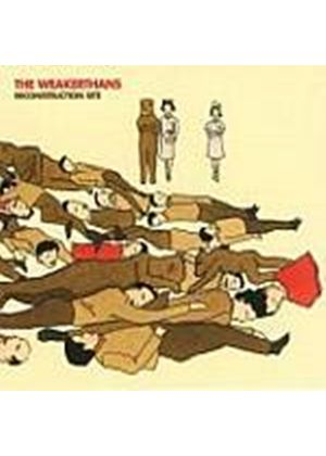 The Weakerthans - Reconstruction Site (Music CD)