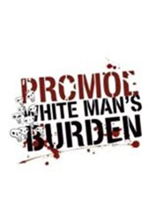 Promoe - White Man's Burden (Music CD)