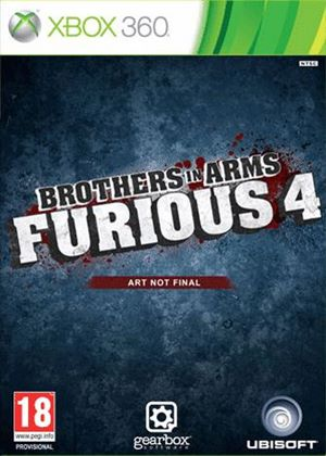 Brothers In Arms - Furious 4 (Xbox 360)