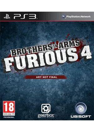 Brothers In Arms - Furious 4 (PS3)