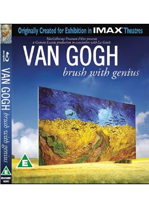 Van Gogh - Brush With Genius (IMAX Blu-ray 2D)