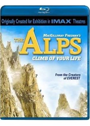 The Alps - Climb Of Your Life (IMAX Blu-ray 2D)