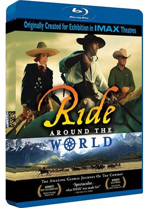 Ride Around The World (IMAX Blu-ray 2D)