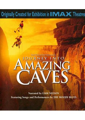 Journey Into Amazing Caves (IMAX Blu-ray 2D)