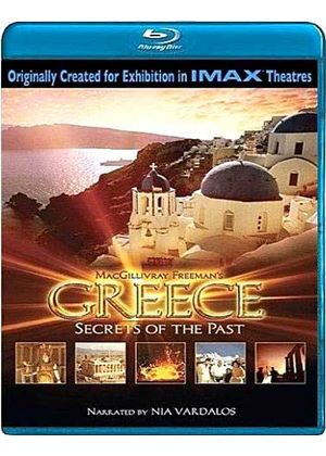 Greece - Secrets Of The Past (IMAX Blu-ray 2D)
