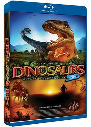 Dinosaurs - Giants Of Patagonia (IMAX Blu-ray 3D)
