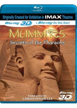 Mummies - Secrets Of The Pharoahs (IMAX Blu-ray 3D)