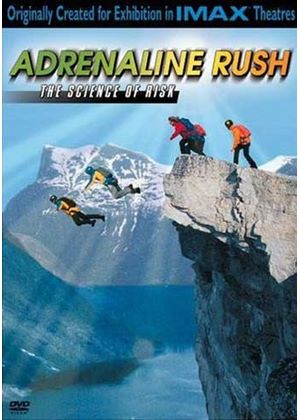 Adrenaline Rush - The Science Of Risk (IMAX Blu-ray 2D)