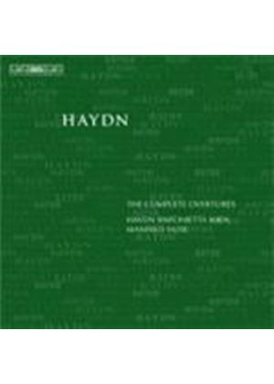 Haydn: Complete Overtures (Music CD)
