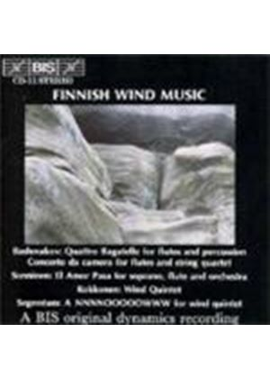 VARIOUS COMPOSERS - Finnish Wind Music (Westerberg, Sveriges RSO)