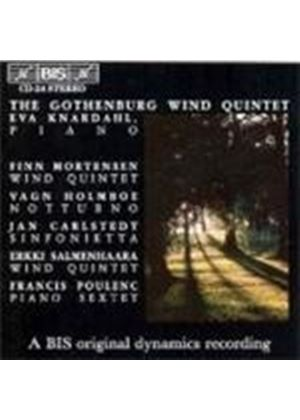 VARIOUS COMPOSERS - Wind Quintet Music