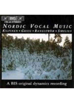 VARIOUS COMPOSERS - Nordic Vocal Music (Schuback, Goteborgs Kammarorkester)