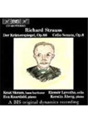 Richard Strauss: Der Kramerspiegel; Cello Sonata