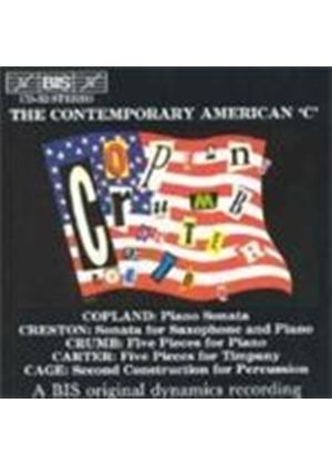VARIOUS COMPOSERS - Contemporary American