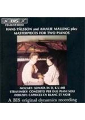 Various Artists - Masterpieces For Two Pianos