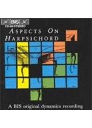 VARIOUS COMPOSERS - Aspects On Harpsichord (Grudin-Brandt, Nordwall, Soderberg)