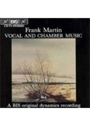 Frank Martin - Vocal And Chamber Music (Delman)