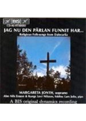 VARIOUS COMPOSERS - Swedish Religious Folk Songs (Jonth, Jobs, Nilsson, Ersson)