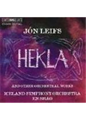 Leifs: Orchestral Works