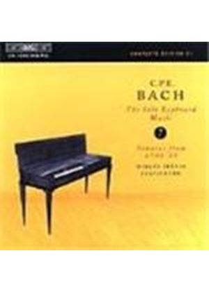 Bach, CPE: (The) Solo Keyboard Music, Vol 7