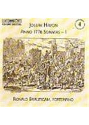 Haydn: Keyboard Sonatas, Volume 4