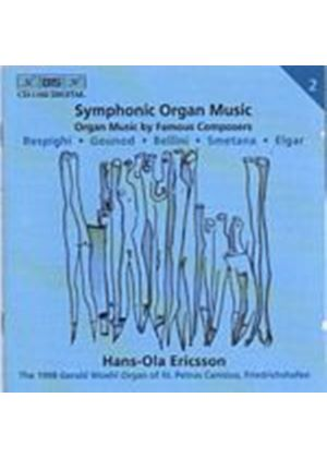 Various Composers - Organ Music (Ericsson) (Music CD)
