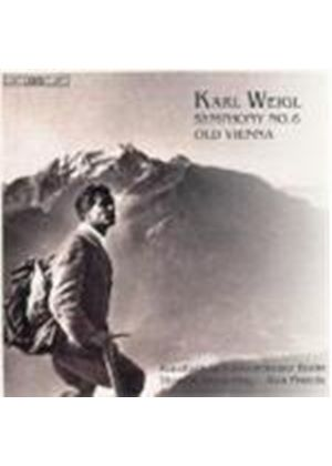 Weigl: Symphony No 6; Old Vienna